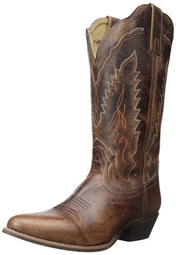 (Smoky Mountain Damen Amelia, Round Toe Boot, Damen, braun)
