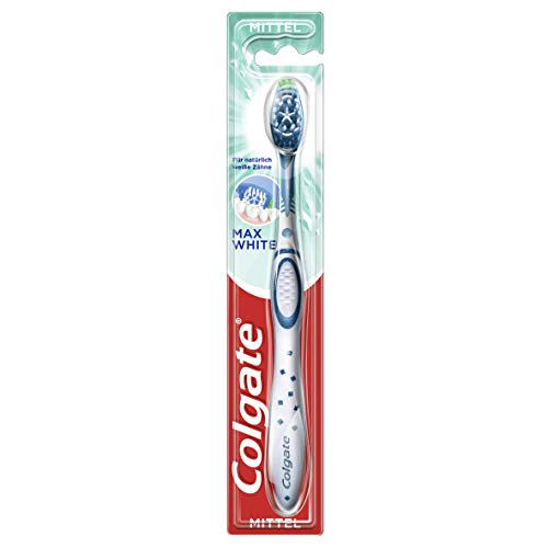 Colgate Zahnbürste Max White, Mittel, 21 G