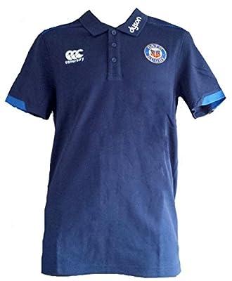 Canterbury Bath Rugby Cotton Training Polo Shirt