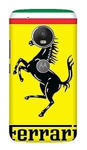 Wow 3D Printed Designer Mobile Case Back Cover for Motorola Moto G5 Plus/Moto G5 Plus
