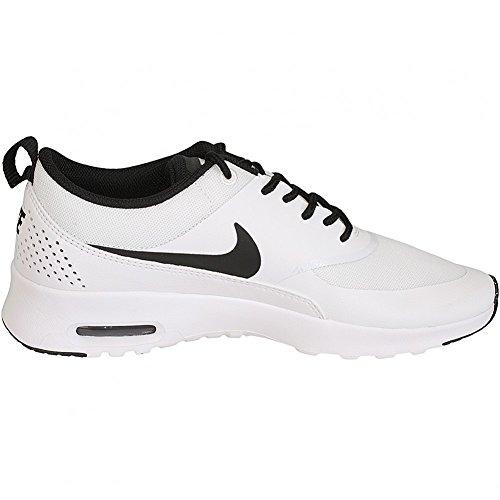 Nike - Air Max Thea, Scarpe Da Corsa da Donna White/Black