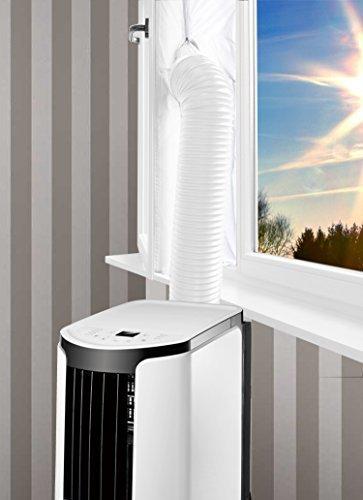 Hantech Fensterabdichtung Hot air Stop Window-Seal airlock HT800 für Monoblock Klimageräte