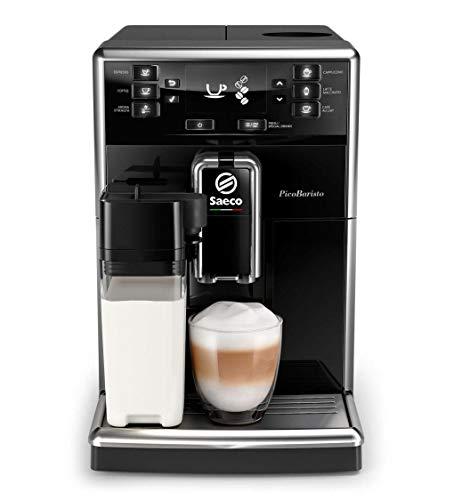 Saeco PicoBaristo SM5460/10 Macchina da Caffè Automatica, con Caffè Americano, 10 Bevande,...