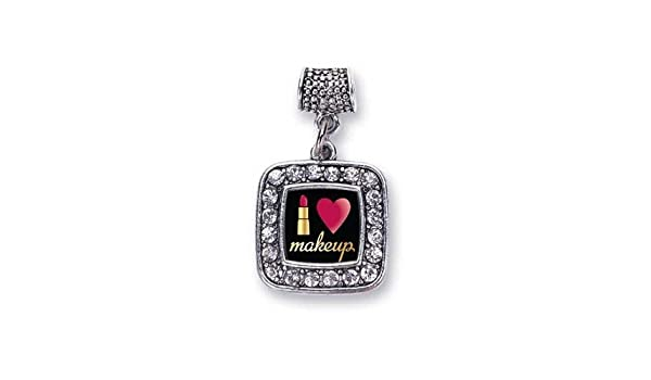 a9462228f I Love Makeup Charm Fits Pandora Bracelets Compatible With Most Major  Brands Co Uk Jewellery