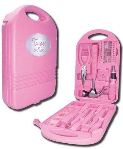 Lady Toolbox - Werkzeugkoffer für Frauen