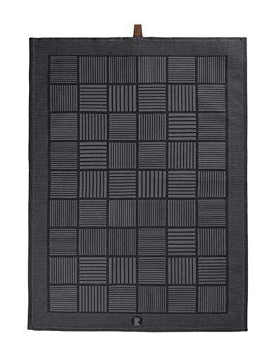 Rosendahl Nanna Ditzel Geschirrtuch, 50x70 cm, schwarz