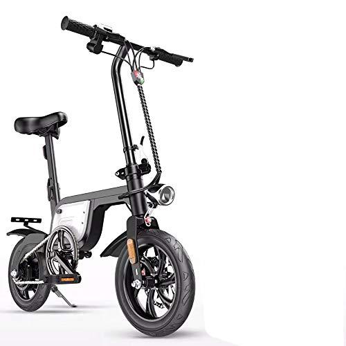 YAGUANGSHI 12-Zoll-Elektro-Fahrrad Lithium-Batterie Roller Mode Batterie Auto schnell und bequem zu Reisen,4.8ah/30/40kma