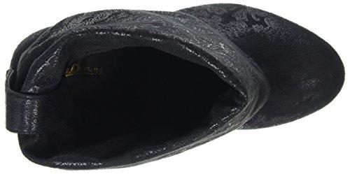 Joe Browns Individual 3 in 1 Boots, Stivali Arricciati Donna Black (Black)