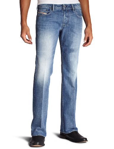Diesel Zatiny 8AT Jeanshosen Boot Cut 28/34 Herren
