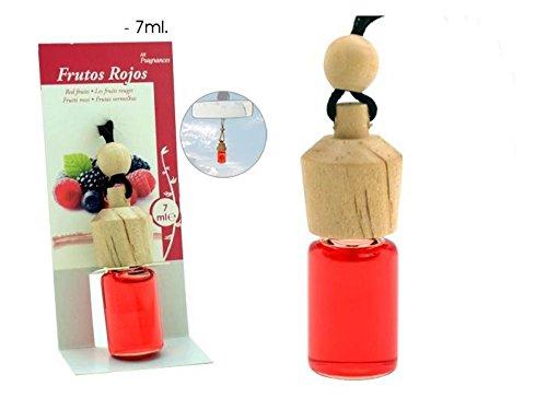 ARTE REGAL Asekible - 7ml ambientador Coche c/Colgante Frutos Rojos