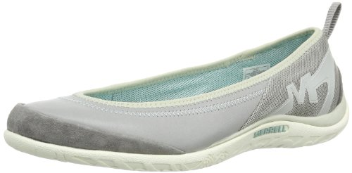 Merrell ENLIGHTEN VEX J61510 Damen Ballerinas, Grau (DRIZZLE), 42