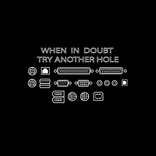 TEXLAB - When in doubt - Damen T-Shirt Kiwi