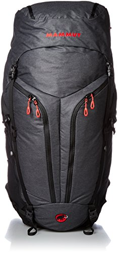 Mammut Creon Crest Trekking Und Wander-Rucksack, Black, 65+ L -