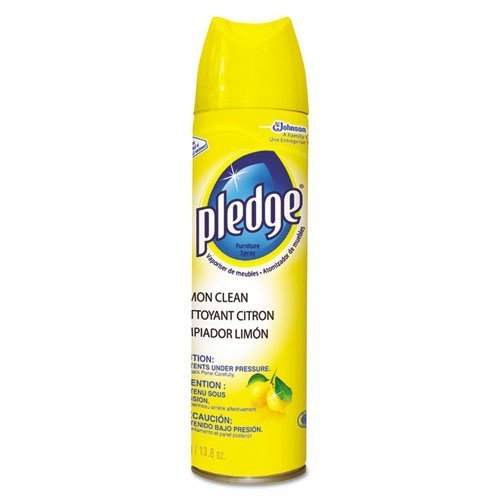 pledge-furniture-polish-lemon-138-oz-aerosol-six-cans-per-case-by-pledge