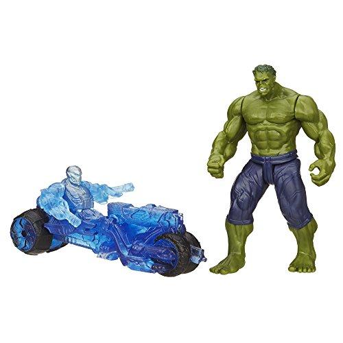 Avengers Spielset Hulk mit Sub-Ultron OO3 - Marvel Avengers Age of Ultron