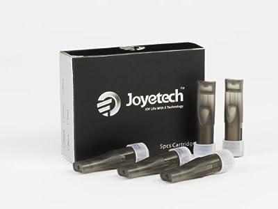 Depotbox Typ A mit Silikondeckel für E-Zigarette eGo-T / eGo-C - Original Joyetech von Joyetech