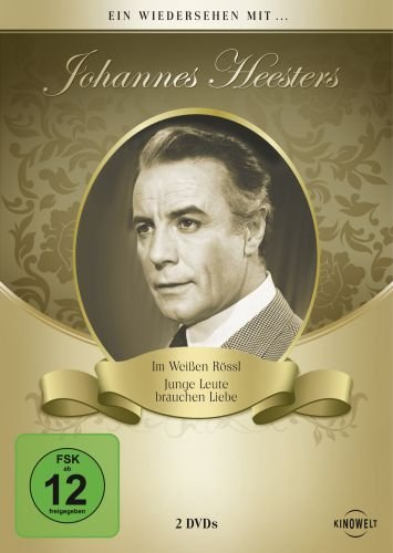 Bild von Ein Wiedersehen mit ... Johannes Heesters [2 DVDs]