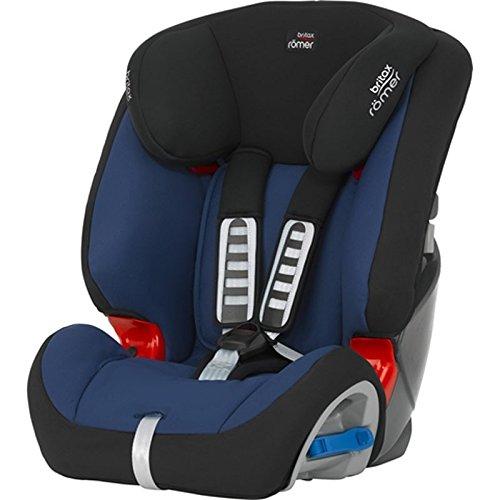 Römer Multi-Tech II - Silla para coche, grupo 1-2, color azul