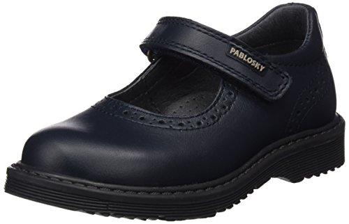 Pablosky Unisex, bambini 312520 Mary Jane Flats blu Size: 27