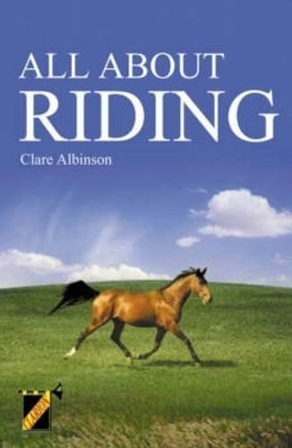 All About Riding por Clare Albinson
