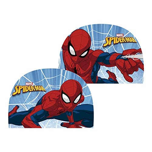 Arditex cuffia piscina mare marvel - spiderman
