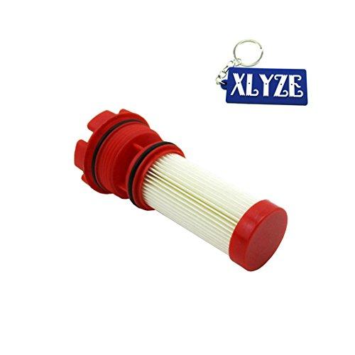 xlyze Kraftstofffilter für Quecksilber Marine Optimax Außenborder Verado Motor 35-8m002034935-884380t 35-8m0060041Sierra 18-7981