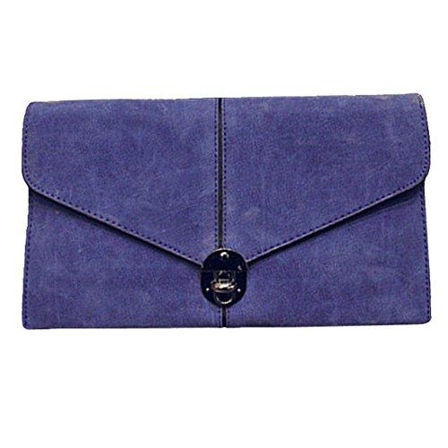 SSMK Evening Handbag, Poschette giorno donna Blue