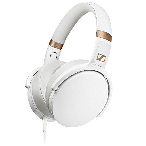 Sennheiser HD 4.30G Around-Ear Closed back Headphones for Android - White