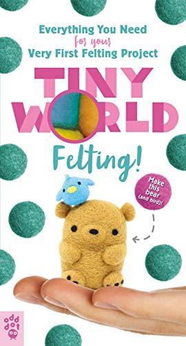 Tiny World: Felting! (Halloween-spiele Diy Easy)
