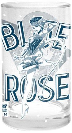 TIGER & BUNNY Blue Rose Glass (japan import) Blue Rose Japan