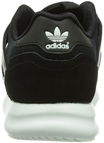 adidas Zx 500 2.0, Baskets mode mixte adulte Noir (Black 1/Black 1/Running White Ftw)
