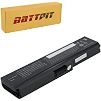 Battpit Batteria per notebook Toshiba Portege M810 Series (4400 mah)