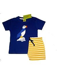 Shaishav Wears Cotton Baby Boy's T-Shirt and Shorts Set