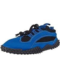 Playshoes Badeschuhe, Aquaschuhe, Surfschuhe - Zapatos de Aqua de material sintético unisex