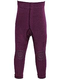 4aeb0063b93cac GoBabyGo Baby Leggings mit ABS Noppen an Knien - Produziert in Europa