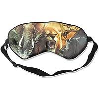 African Adventure Animal Lion Elephant Rhinoceros 99% Eyeshade Blinders Sleeping Eye Patch Eye Mask Blindfold... preisvergleich bei billige-tabletten.eu