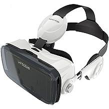 virtoba X5Xiaozhai BOBOVR Z4VR 3d gafas de realidad virtual auriculares VR CAJA con auriculares para 4–6pulgadas IOS Android iPhone, Samsung y más