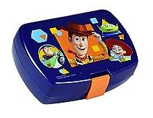 Fun House 005628 - Contenitore per merenda, motivo: Disney Toy Story