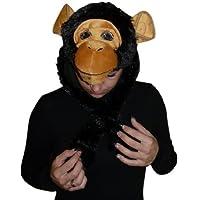 F75 Cappello Scimmia Costume Gorilla Costume da adulto Costumi carnevale