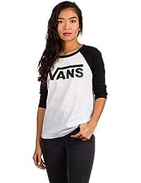 Vans Damen T-Shirt Flying V Raglan