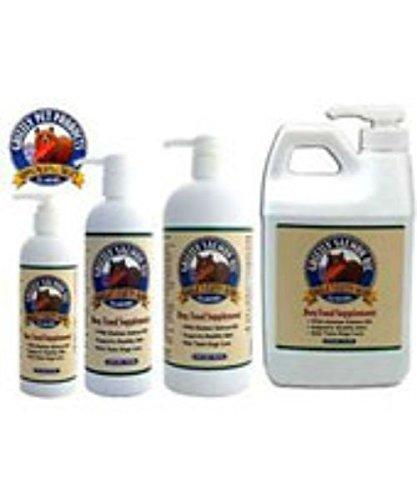 Grizzly puro olio di salmone cane 500ml