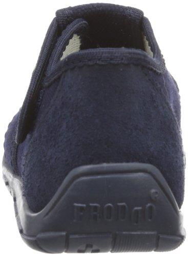 Froddo  Froddo Boy Blue Slipper G17000041-1, Chaussons pour garçon Bleu (Blue)