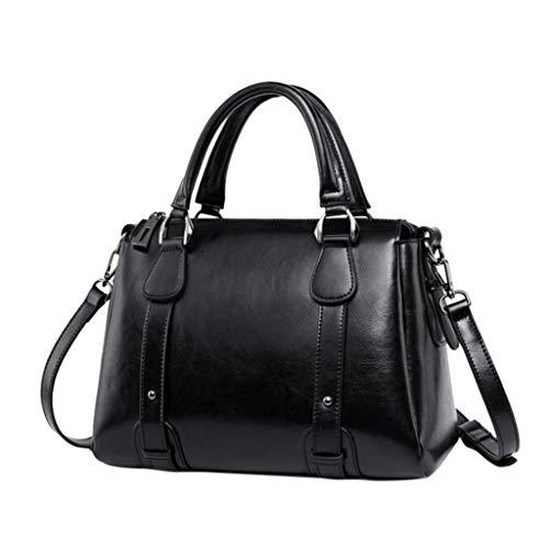 OIKAY Mode Damen Tasche Handtasche Schultertasche Umhängetasche Mode Neue Handtasche Frauen Umhängetasche Schultertasche Strand Elegant Tasche Mädchen 0605@010