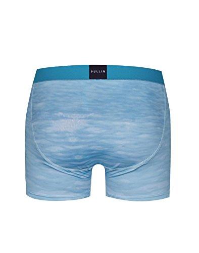Pull-In Boxer-Shorts Masuni Schwarz-weiß Brunette