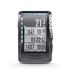 Wahoo ELEMNT GPS Bike Computer: Amazon.co.uk: Sports
