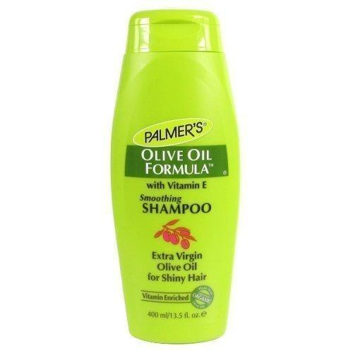 Palmer's Shampooing Lissant à l'Huile d'Olive Extra Vierge et à la Vitamine E Enrichie 400ml