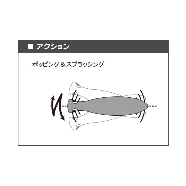 Yo-Zuri Sashimi Surface Bull POP 150mm Big Game Tuna Popper R1154 Master