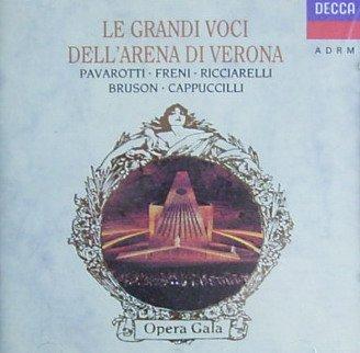 Pavarotti/Freni/Bruson/Ricciarelli-Ls Grandes Voix