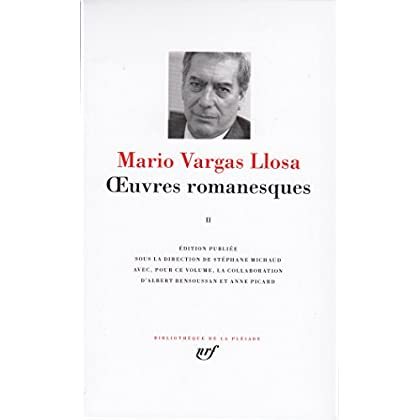 Œuvres romanesques (Tome 2)