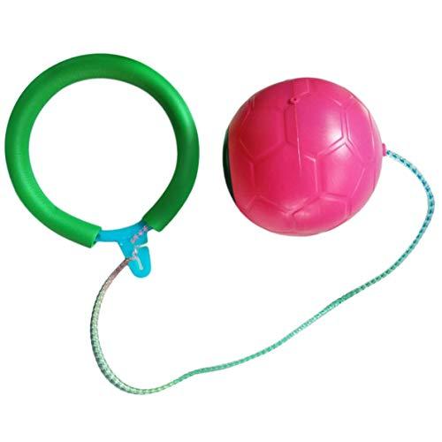 Preisvergleich Produktbild Noradtjcca 6 Farben überspringen Ball Outdoor spaß Spielzeug bälle Klassische überspringen Spielzeug fitnessgeräte Spielzeug ermutigen Kinder zu üben